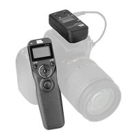 [poledit] Pangshi pangshi PIXEL LCD Wireless Shutter Release Timer Remote Control for Sony/13196370