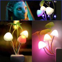 Avatar Mini Led Lamp Lampu Jamur