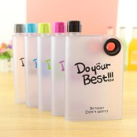 Memo Bottle Do Your Best / Botol Minum Plastik MemoBottle A5
