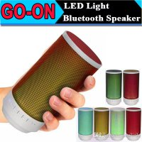 Speaker Portable Wireless JBL GO C-321 Lights