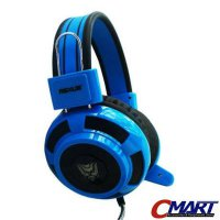 Rexus F15 e-Sport Gaming Headset F-15 LED Blue - REX-F15-BL