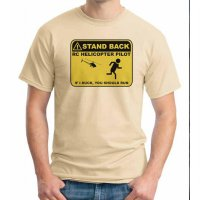 Ordinal RC Helicopter 02 - T-shirt