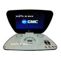 DVD Tv Portable Gmc Layar 9inch