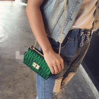 TAS PESTA JELLY IMPORT FASHIONBAG RUBBER MINI SLEMPANG NIKAH KONDANGAN SLINGBAG ELEGAN SIMPLE WM FASHIONIS