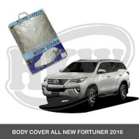 (Eksterior) BODY COVER / SARUNG MOBIL TOYOTA ALL NEW FORTUNER 2016