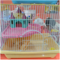 Kandang Hamster Castle Medium