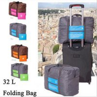 Flight Bag Travel Tas Tambahan Koper Traveling New
