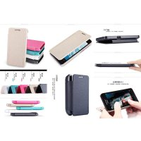 Nillkin Sparkle Leather Case Asus Zenfone 4 (1600mah)
