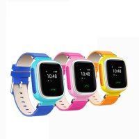 SmartWatch Q60 For Kids With Gps