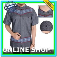 (High Quality) Busana Muslim Fashion Pria / Baju Koko Batik Fashion