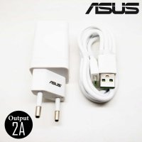 Charger HP 2A Asus VOOC Kabel Data Micro USB Chargeran 2 Port USB 2A