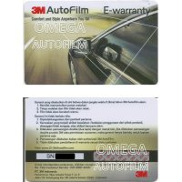 [Promo Hari Ini] Kaca Film 3M Crystalline + Black Beauty - Medium Car