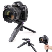 Portable 2in1 Hand Grip Tripod Stand Holder for Digital Camera Mini DV