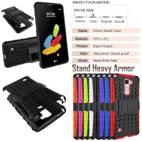 LG Stylus 2 Heavy Armor Case Casing Cover
