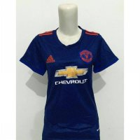JERSEY MANCHESTER UNITED MU AWAY LADIES 2016/2017 GRADE ORI