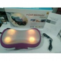 Car and Home Massage pillow bantal pijit leher punggung