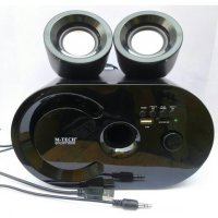 M-Tech Speaker Portable Subwoofer USB + TF - SB04 Speaker Laptop/Android/PC/DVD.