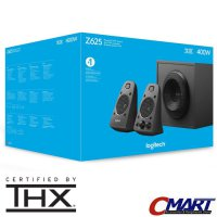 Logitech Z625 2.1 THX Certified Multimedia Speakers System speaker