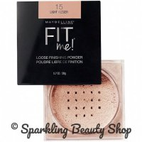 Maybelline Fit Me Loose Finishing Powder - Bedak Tabur