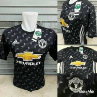 JERSEY MANCHESTER UNITED AWAY 2017/2018 OFFICIAL GRADE ORI