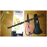 Jual Grosir Magic Gunting || Oxone Fancy Scissors (Ox-916)/ DAPLO208