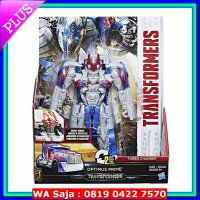 (Action Figure) Transformers The Last Knight -Knight Armor Turbo Changer Optimus Prime