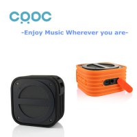 [globalbuy] CRDC Multifunction Mini Outdoor Portable Bluetooth Speaker with Built-in Mic W/3784887