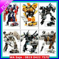 #Action Figure Robot Transformers / Mainan Transformer