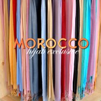 MOROCCO HIJAB PASHMINA CASHMERE EXCLUSIVE - Available 20 Colors