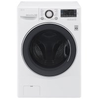 LG F1014NTGW Mesin Cuci Front Loading 14 Kg [Inverter Direct Drive Motor, & True Steam-Allergy Care