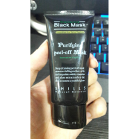 Black Mask SHILLS Purifying Peel off Mask / Masker Komedo