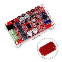 [globalbuy] Wireless Bluetooth 4.0 Audio Receiver Digital TDA7492P 50W+50W Amplifier Board/3784321
