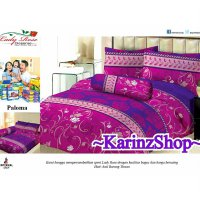 Sprei Lady Rose 180x200 Paloma