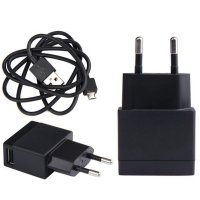 Micro USB Travel Charger for Sony EP880 Xperia Z Ultra Z1 L55T XL39h LT18i