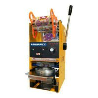 MESIN PRESS (SEALER CUP) POWER PACK BONUS 1 ROLL PLASTIK PENUTUP