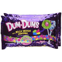 [poledit] Spangler Candy Dum Dums with Jelly Bean Center 2-9 Oz Bags (T1)/12826361