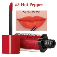 BOURJOIS ROUGE EDITION VELVET 03 HOT PEPPER
