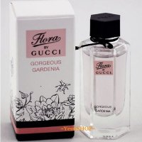 GUCCI FLORA BY GUCCI GORGEOUS GARDENIA EDT 5ML