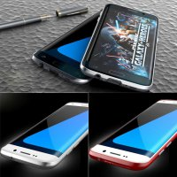 Aluminum Metal Bumper Thin Case Cover for Samsung Galaxy S7