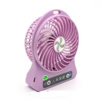 Portable Rechargeable Mini Handy Fan Summer Cooling Kipas
