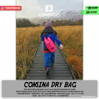 Consina Dry Bag 5 Liter Tas Waterproof Safety Diskon