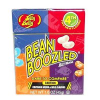 [poledit] Jelly Belly Bean Boozled 4th Edition Box, 1.6 ounces pack of 4 (T1)/14119124