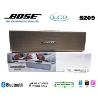 Speaker Wireless Bose. Sound Bar S209