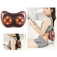 ALAT PIJAT / SHIATSU LEHER / MASSAGE PILLOW / BANTAL PI