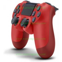 PREMIUM PS4 Stick/ Controller NEW DUAL SHOCK 4 CUH-ZCT2 SERIES (DS4 Magma Red)