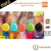PROMO Xiaomi MiFa F1 Bluetooth Portable Speaker with Micro Sd Slot Original
