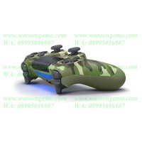 PREMIUM PS4 Stick/Controller NEW DUAL SHOCK 4 CUH-ZCT2 SERIES (DS4 Green Camo)