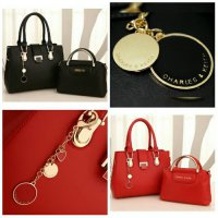 Termurah! TAS IMPORT FASHION KOREA 2IN1 CK CNK CHARLES AND KEITH FROM BATAM