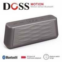 (Recommended) doss ds-1155 motion sensor bluetooth speaker + micro tf card function