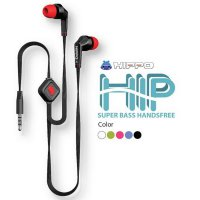 (Best Seller) Hippo Handsfree Earphone Headset Toples HIP (isi 25pcs)